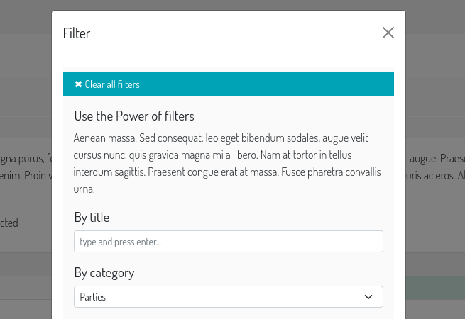 django-baton changelist filters include